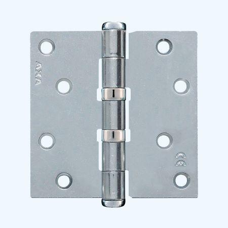 AXA kogellagerscharnier rechte hoeken, staal, 89 x 89 mm
