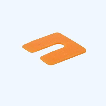 uitvulplaat oranje