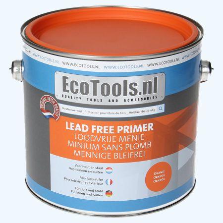EcoTools Loodvrije menie oranje 2,5 liter