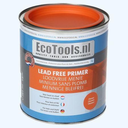 EcoTools Loodvrije menie oranje 750 ml