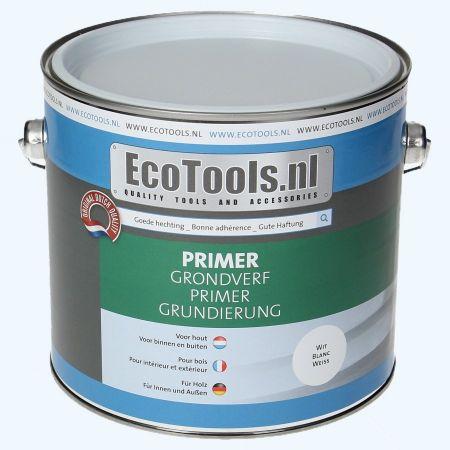 EcoTools grondverf wit 2,5 liter