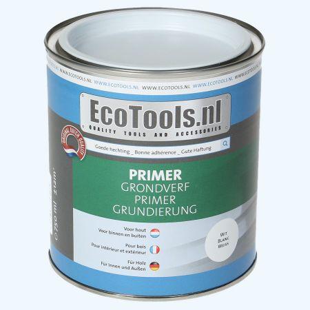 EcoTools Grondverf wit 750 ml
