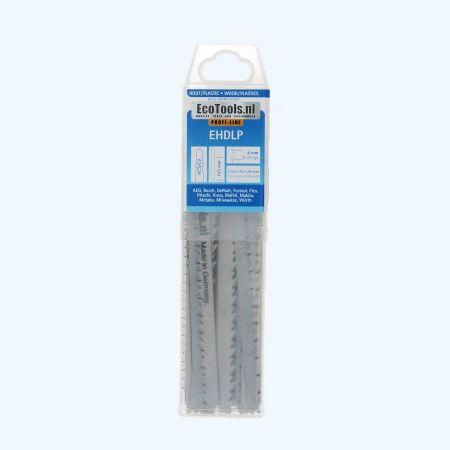 25 st. decoupeerzaagjes hout type EHDLP Profi-line / lang 130 mm