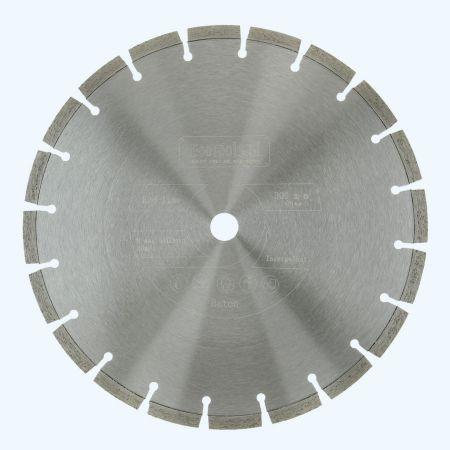 Diamantschijf beton 300 x 20 mm Lasergelast (Eco-line)