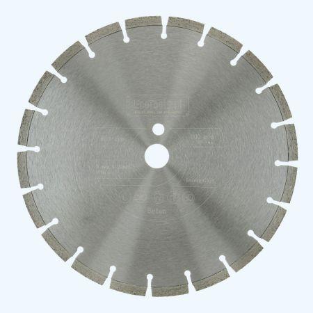Diamantschijf beton 300 x 25,4 mm Lasergelast (Eco-line)