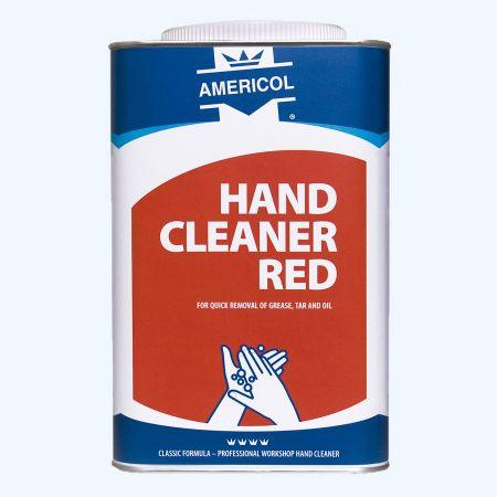 Americol Industriële handreiniger Red 4,5 liter