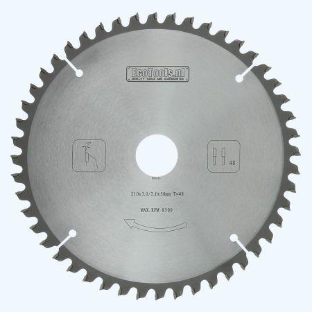 hardmetalen-afkortzaagblad-210x30mm-48-wisseltanden