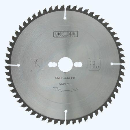 hardmetalen-afkortzaagblad-250x30mm-60-wisseltanden