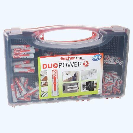 fischer assortimentsdoos Duopower pluggen 280-delig