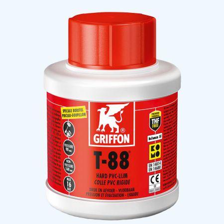 Griffon T-88 PVC lijm 250 ml