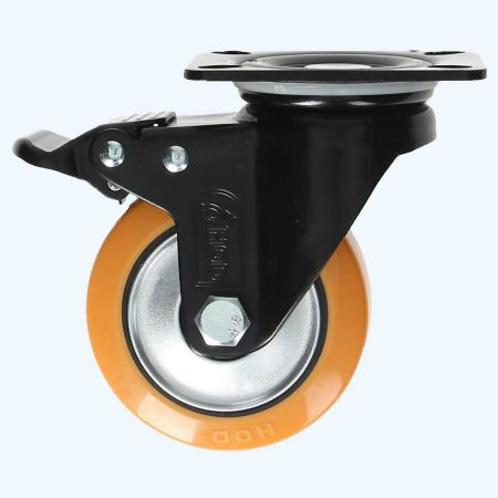 Bokwiel RNB 80 mm 100 kg