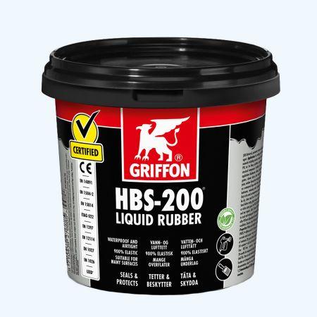 Griffon HBS-200® Liquid rubber 1 liter