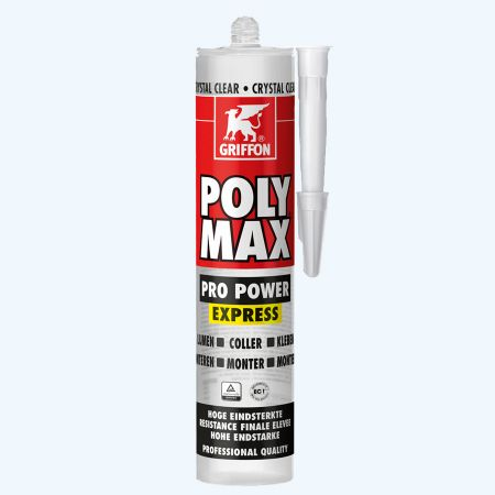 Griffon Poly Max Pro Power Express 300 gram (crystal clear)