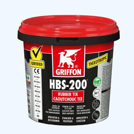 Griffon HBS-200® Rubber Tix 1 liter