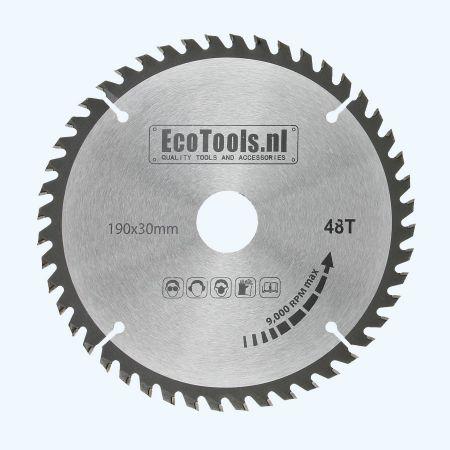 HM-zaagblad 190 x 30 mm T=48 (Eco-line)