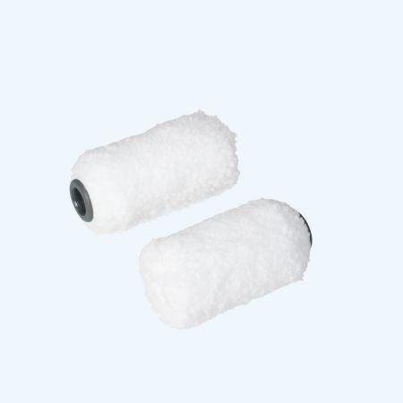 Anza microvezel roller Antex 5 cm (2 stuks)