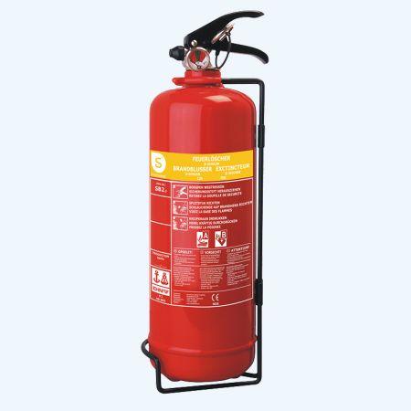 Brandblusser schuim 2 liter