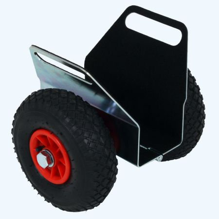 Delma Platenklemwagen luchtbandwiel 0-70 mm