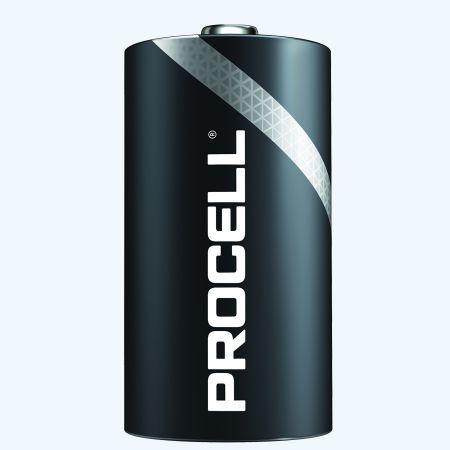 Duracell Procell D batterijen (50 stuks)