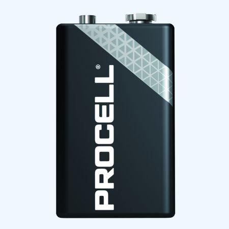 Duracell Procell 9 Volt block batterijen (50 stuks)