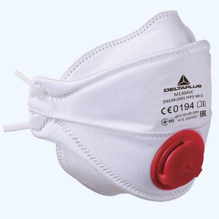 Stofmasker FFP3 met ventiel