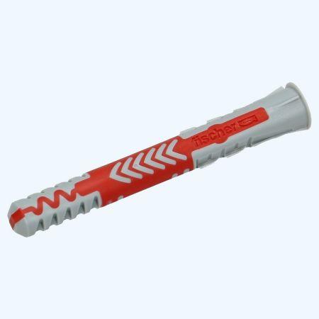 100 st fischer Duopower pluggen 6 x 50 mm (extra lang)
