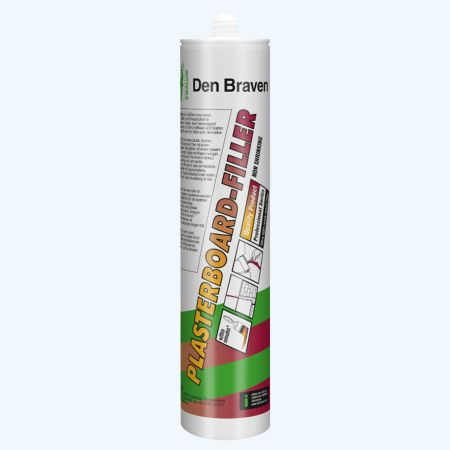 Plasterboard filler 310ML (wit)