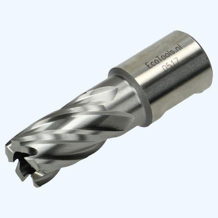 HSS Kernboor Ø14x25mm (Weldon)