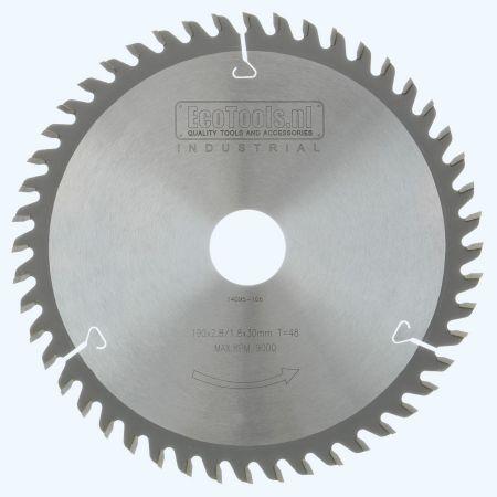 HM-zaagblad Industrial 190 x 30 mm T=48