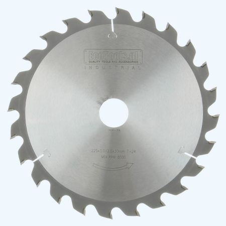 HM-zaagblad Industrial 210 x 30 mm T=24