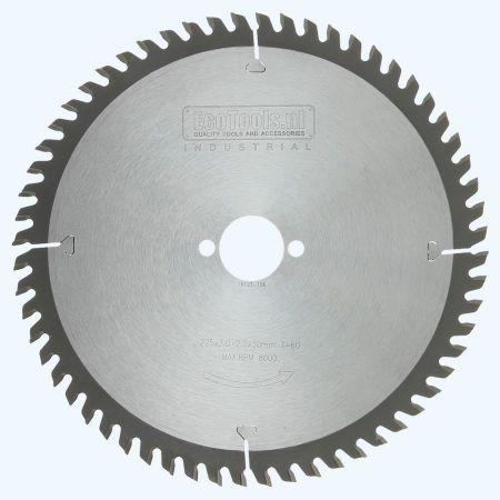 zaagblad Industrial 225 x 30 mm T=60