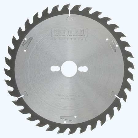 zaagblad Industrial 250 x 30 mm T=36