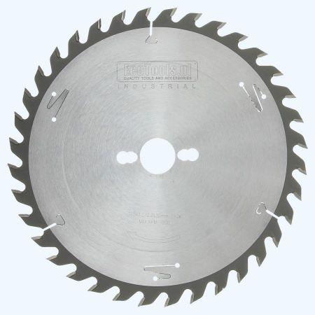zaagblad Industrial 260 x 30 mm T=36