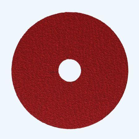 10 stuks Keramische fiberschijven 115 x 22 mm K60