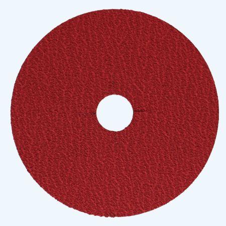 Keramische fiberschijf 125 mm