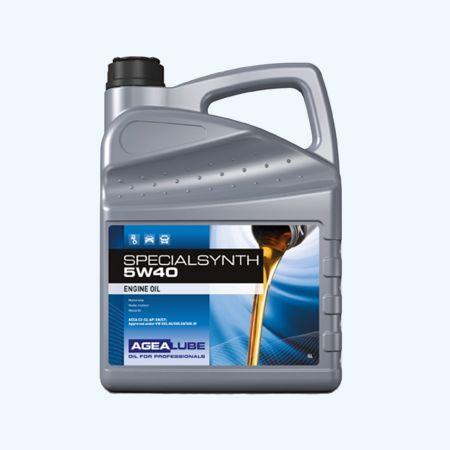 Motorolie 5W40 Specialsynth 5 liter