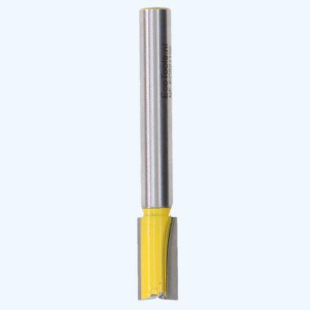 Groeffrees 10 mm met ondersnijder