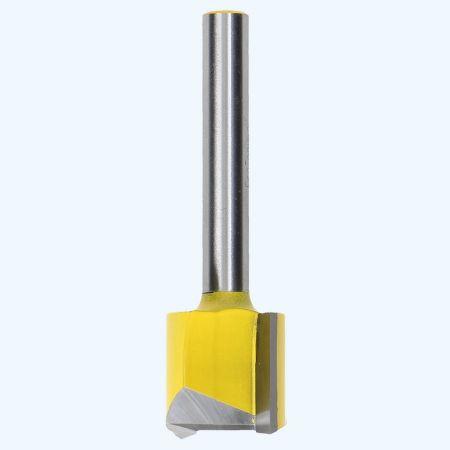 groeffrees met ondersnijder 22 mm