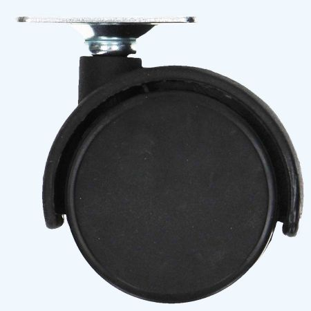 Meubelwiel MZR 40 mm - 25 kg