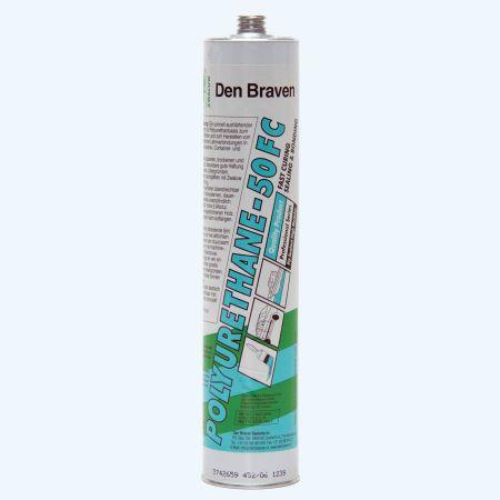 Polyurethane-50FC 310 ml (zwart)