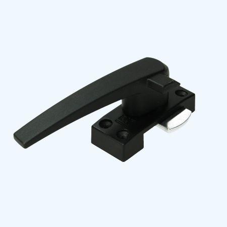 Raamboompje standaard mat zwart links
