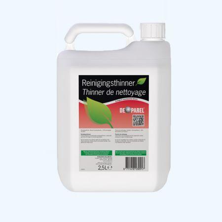 De Parel ECO Reinigingsthinner 2,5 Liter