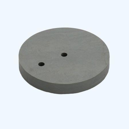 Rubber onderlegger 85 mm voor deurstopper