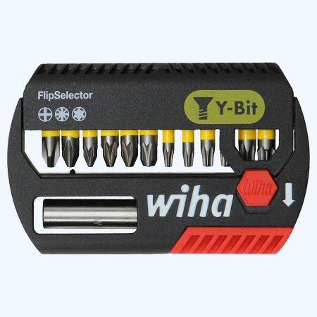 13-delige Wiha Bitset FlipSelector Y-bit