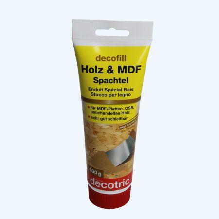 Decofill hout & mdf plamuur