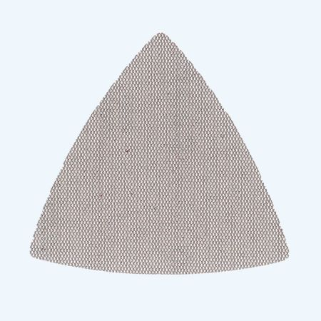 50 stuks klittenband schuurnetten 93 x 93 x 93 mm K120