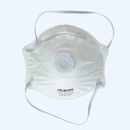 M-safe stofmasker FFP2 + ventiel (10 stuks)