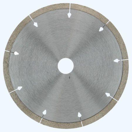 Diamantschijf tegels 250 mm nat gebruik