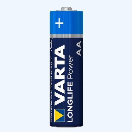 Varta Longlife Power AA batterijen (4 stuks)