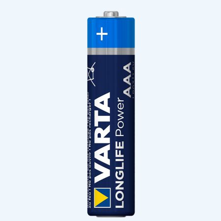Varta Longlife Power AAA (4 stuks)
